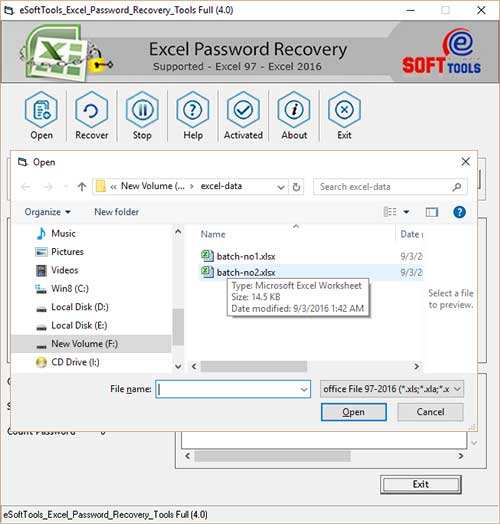 SOLVED How to open a Password-Protected Excel File - Spiceworks